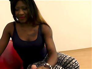 audition a German black