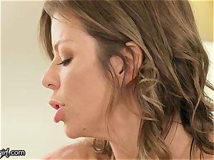 MommysGirl Step-Daughter Spied Alexis Fawx splashing