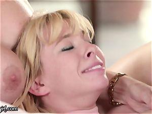 MommysGirl Kenzie Reeves Spies Stepmom Seducing her gf