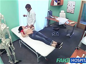 FakeHospital handsome Russian Patient needs meaty firm rod