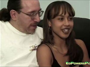 Ed Powers tears up the backside of a hotty