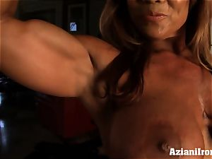 fitness model want to workout and get nude