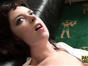 arse belted marionette banged