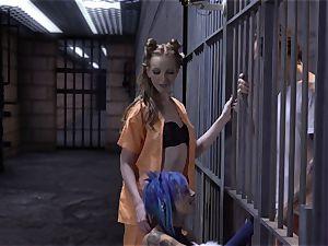 Suicide team parody Sn trio Anna Bell Peaks and Katy smooch