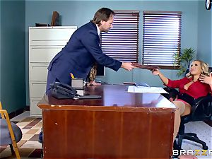 How to tear up in the office with Olivia Austin