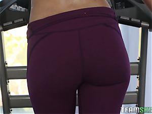 providing Demi Lopez a real exercise