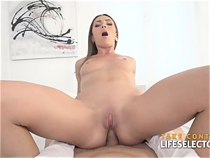 Veronica Clark - jaw-dropping babe Gets booty-fucked