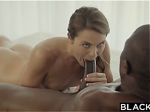 first bi-racial for super-naughty Ally Tate