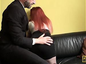 Mature brit victim predominated over and fucked