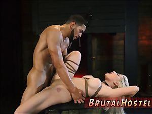 sixty nine restrain bondage Big-breasted ash-blonde bombshell Cristi Ann is on vacation boating and soaking