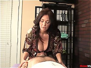 She enjoys Her Job Since It Helps clients relieve