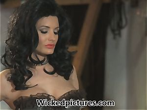 mistress Alektra Blue gets her boy in a madness