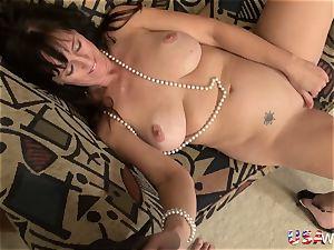 USAwives crazy Mature woman Self toy masturbation