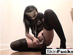 highly horny vag have fun with flesh Diamond