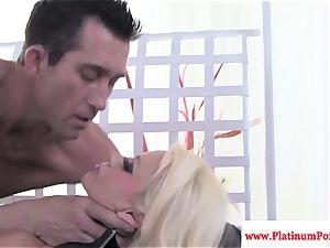 Nikita Von James ravages and inhales prick