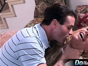 light-haired wife luvs boinking a porn fellow