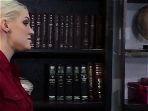 Vendetta Sn two warm insane platinum-blonde Kenzie Taylor