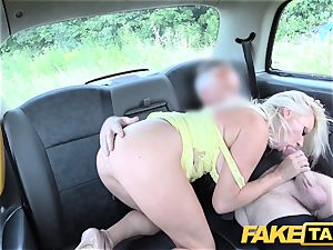 faux cab thick jugs blondie Michelle Thorne
