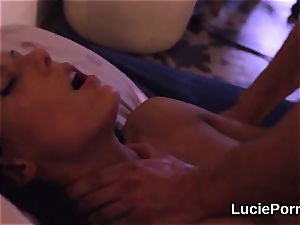 Trainee lesbo women get their open up fuckboxes licked and drilled
