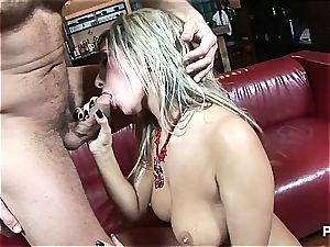 Daria's boobs are plumbing gorgeous