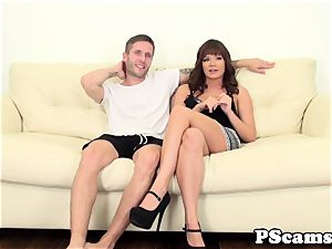 cam stunner Alison Rey pussylicked