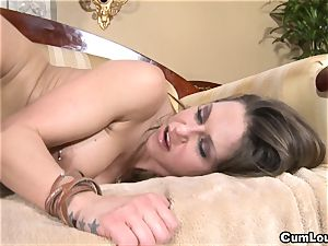 naughty Rachel Roxx gets boned by a monster schlong