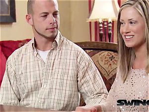 Chloe and Jason are expecting to have the greatest total swap ever