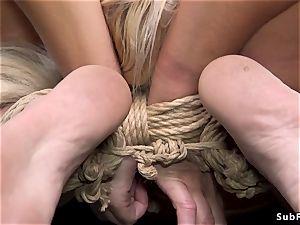 hefty udders mummy fierce bondage & discipline tantalized