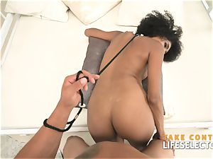 beautiful ebony prostitute is prepared fulfill your fantasies