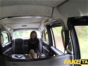 fake cab Posh ladies turgid cooter and rump penetrated