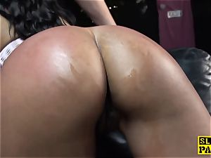 black british gimp face and pussyfucked