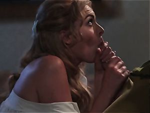 Keira Nicole takes a pipe battering in this wondrous parody