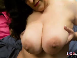 USAwives horny Mature Solo fucktoys onanism
