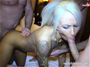 My dirty hobby - Annie Angel gang-bang slut