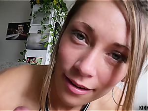 Blackmailed stepsis is left with quaking quim