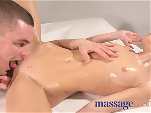 massage rooms gigantic ejaculations for insatiable Russian nympho