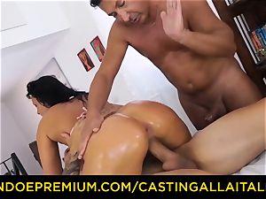 casting ALLA ITALIANA - plucky minx experiences utter dp