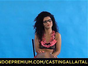 casting ALLA ITALIANA - Romanian nympho bum banged